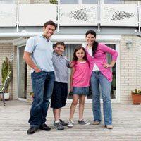 Family Photo - wildlife removal columbia sc
